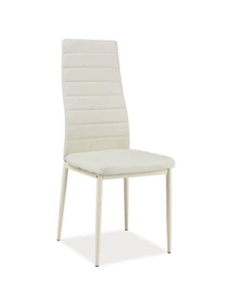 Béžová stolička Signal