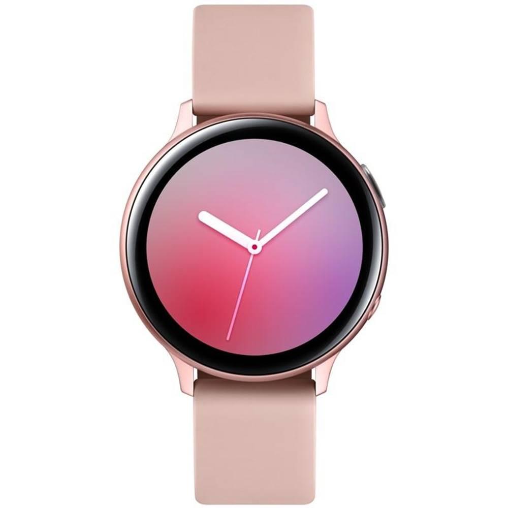 Samsung Inteligentné hodinky Samsung Galaxy Watch Active2 44mm SK ružové