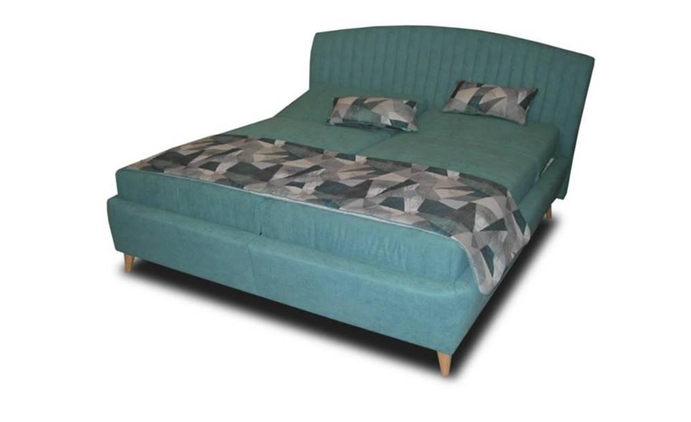 Polohovacia posteľ SHELLY t...
